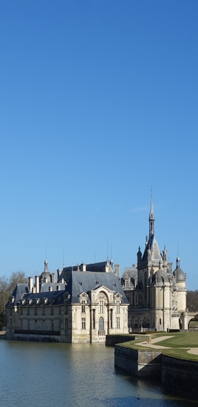 Paris Chantilly Yvoire Basel